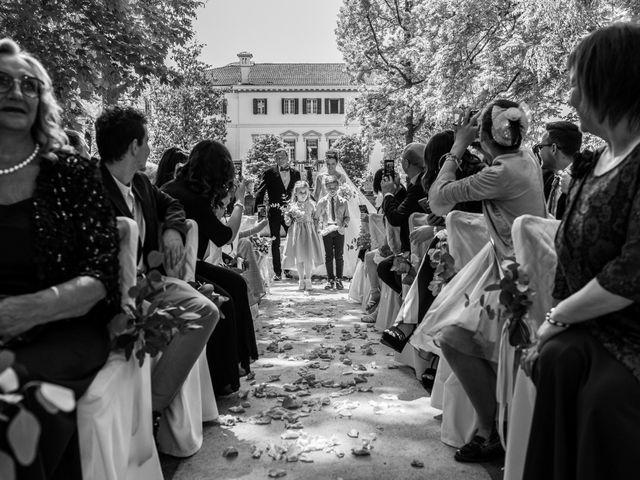 Il matrimonio di Simone e Alice a Gorgo al Monticano, Treviso 30