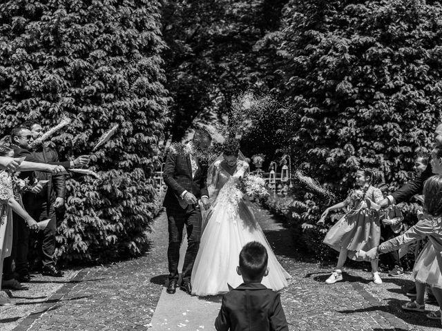 Il matrimonio di Simone e Alice a Gorgo al Monticano, Treviso 34
