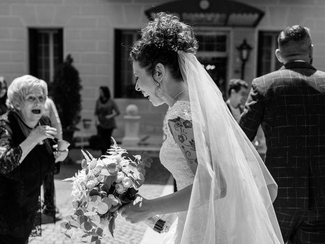 Il matrimonio di Simone e Alice a Gorgo al Monticano, Treviso 35