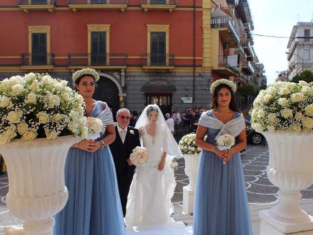 Il matrimonio di Antonio e Claudia  a Napoli, Napoli 1