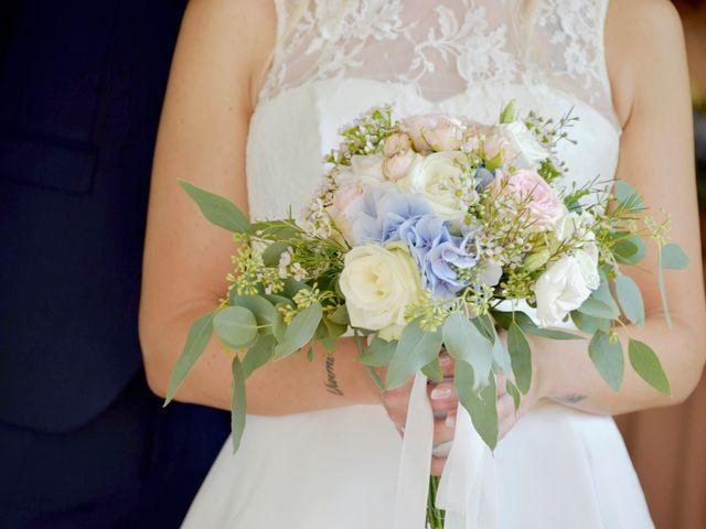 Il matrimonio di Matteo e Valentina a Briosco, Monza e Brianza 20