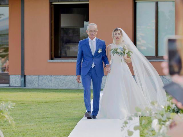Il matrimonio di Matteo e Valentina a Briosco, Monza e Brianza 22