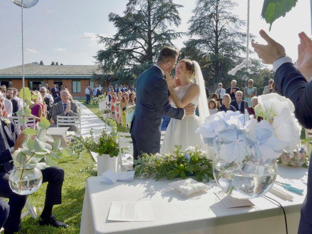 Il matrimonio di Matteo e Valentina a Briosco, Monza e Brianza 24