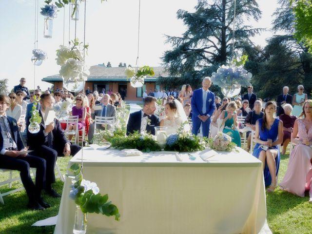 Il matrimonio di Matteo e Valentina a Briosco, Monza e Brianza 26