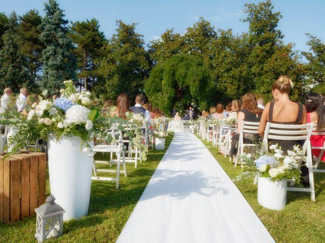 Il matrimonio di Matteo e Valentina a Briosco, Monza e Brianza 27