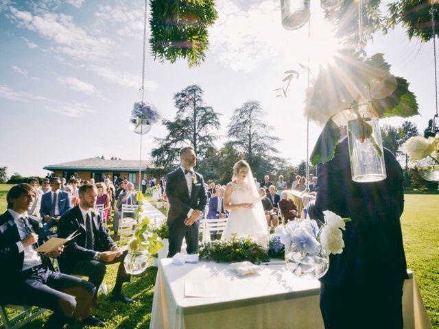Il matrimonio di Matteo e Valentina a Briosco, Monza e Brianza 30