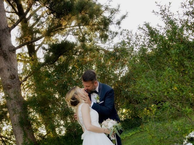 Il matrimonio di Matteo e Valentina a Briosco, Monza e Brianza 36