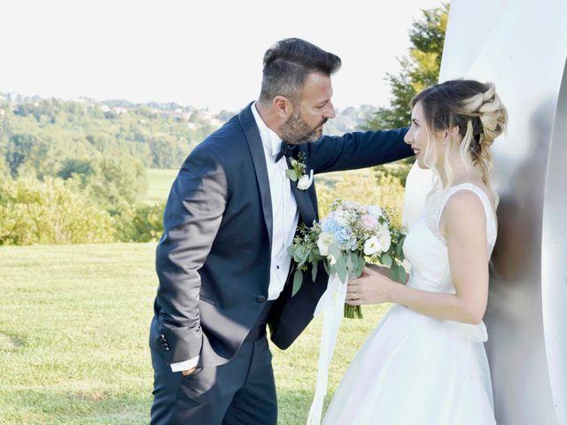 Il matrimonio di Matteo e Valentina a Briosco, Monza e Brianza 40