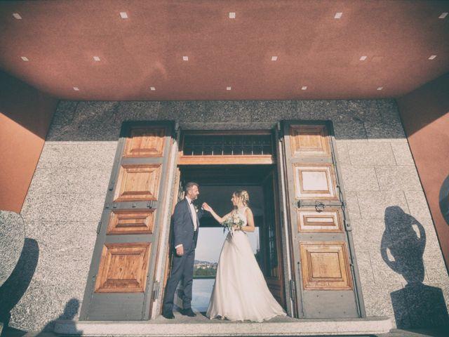 Il matrimonio di Matteo e Valentina a Briosco, Monza e Brianza 43