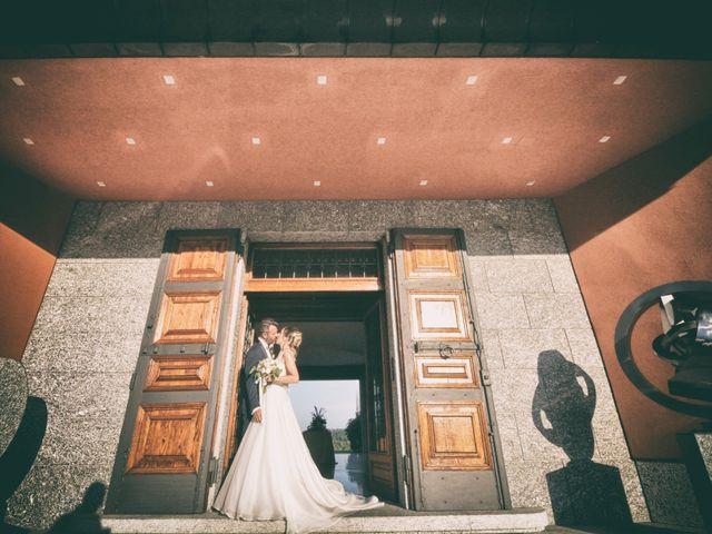 Il matrimonio di Matteo e Valentina a Briosco, Monza e Brianza 45