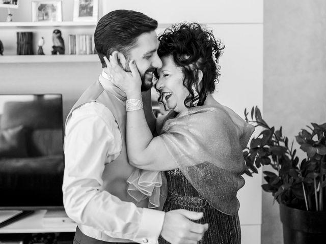 Il matrimonio di Emanuele e Melissa a Lecco, Lecco 9
