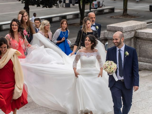 Il matrimonio di Emanuele e Melissa a Lecco, Lecco 24
