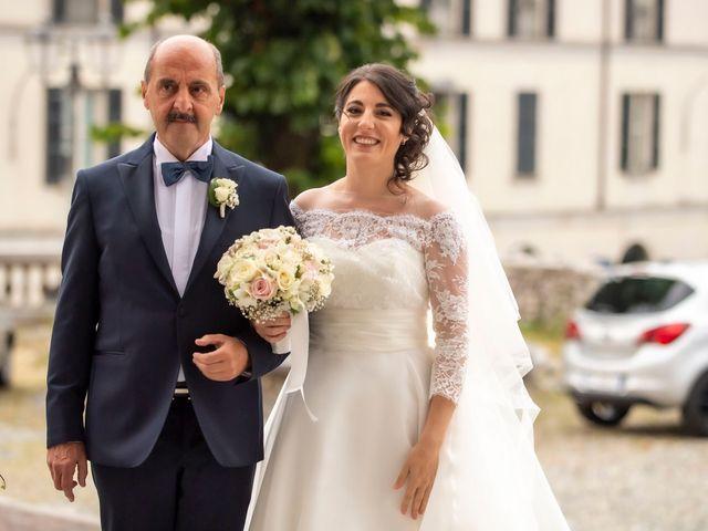 Il matrimonio di Emanuele e Melissa a Lecco, Lecco 25