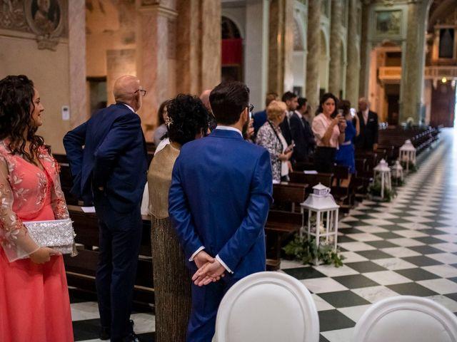 Il matrimonio di Emanuele e Melissa a Lecco, Lecco 26