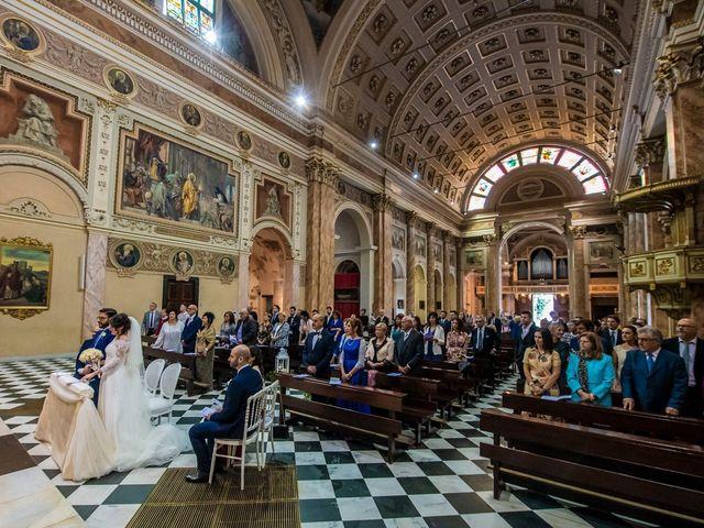 Il matrimonio di Emanuele e Melissa a Lecco, Lecco 30