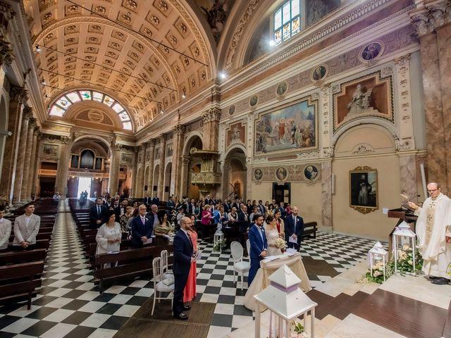 Il matrimonio di Emanuele e Melissa a Lecco, Lecco 32