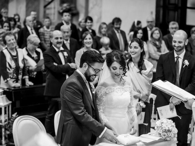 Il matrimonio di Emanuele e Melissa a Lecco, Lecco 36