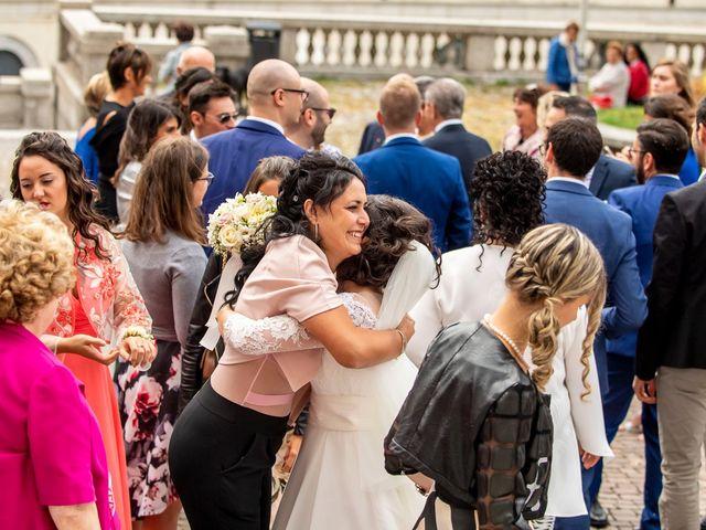 Il matrimonio di Emanuele e Melissa a Lecco, Lecco 49