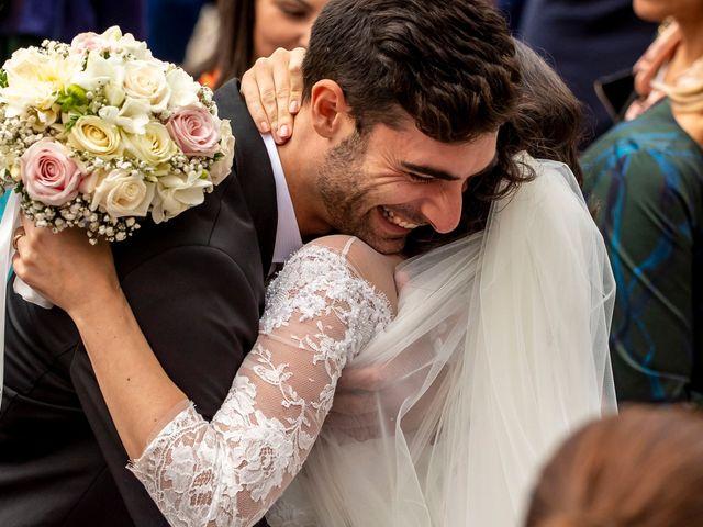 Il matrimonio di Emanuele e Melissa a Lecco, Lecco 51