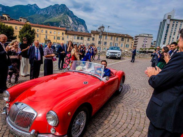 Il matrimonio di Emanuele e Melissa a Lecco, Lecco 52