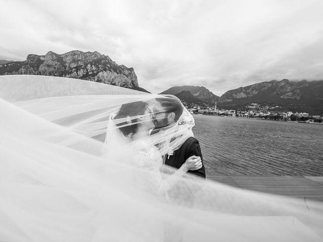 Il matrimonio di Emanuele e Melissa a Lecco, Lecco 53