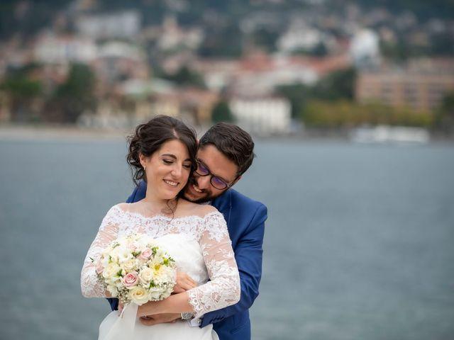 Il matrimonio di Emanuele e Melissa a Lecco, Lecco 1