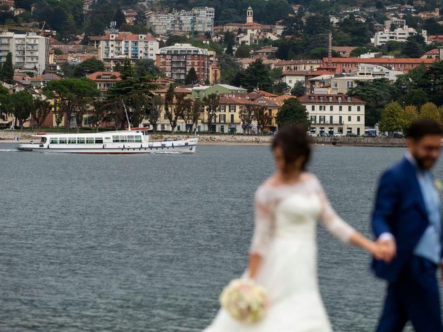 Il matrimonio di Emanuele e Melissa a Lecco, Lecco 55