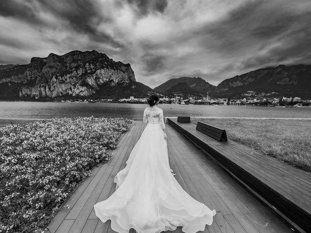 Il matrimonio di Emanuele e Melissa a Lecco, Lecco 56