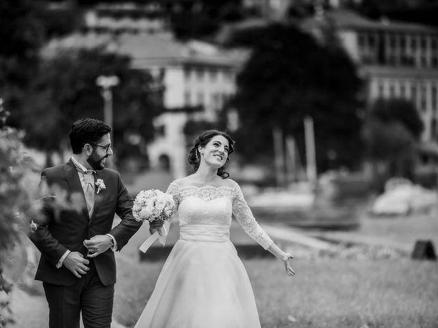 Il matrimonio di Emanuele e Melissa a Lecco, Lecco 57