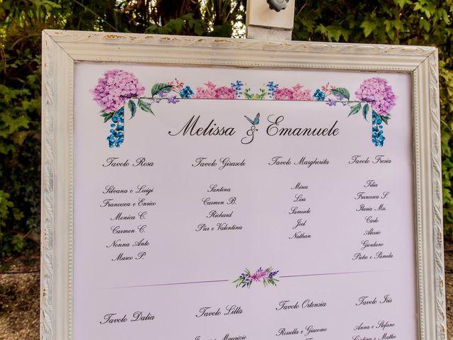 Il matrimonio di Emanuele e Melissa a Lecco, Lecco 63