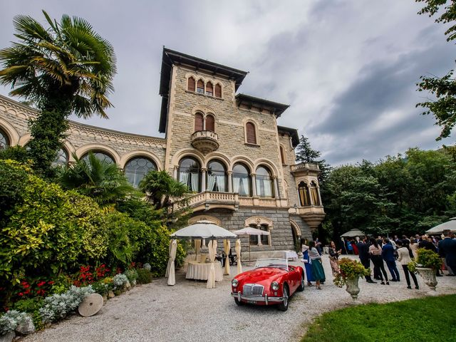 Il matrimonio di Emanuele e Melissa a Lecco, Lecco 64