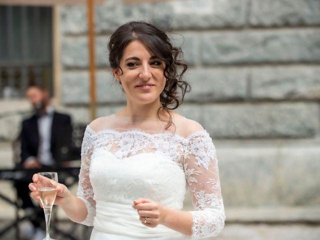 Il matrimonio di Emanuele e Melissa a Lecco, Lecco 65