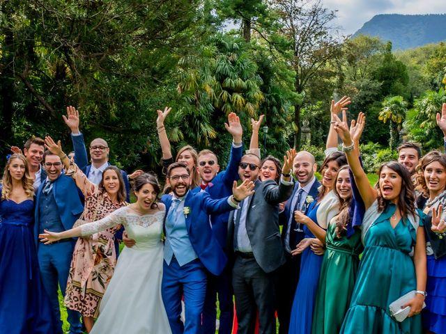 Il matrimonio di Emanuele e Melissa a Lecco, Lecco 68