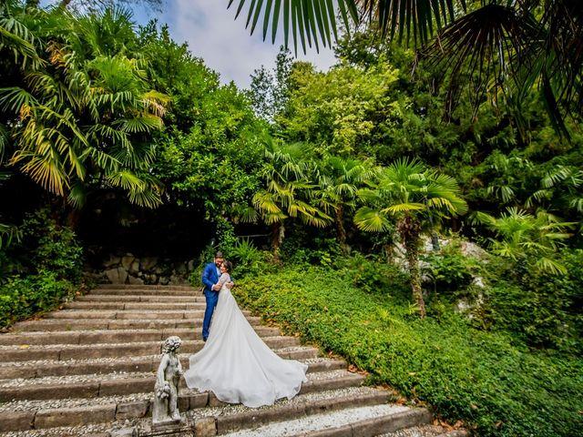 Il matrimonio di Emanuele e Melissa a Lecco, Lecco 69