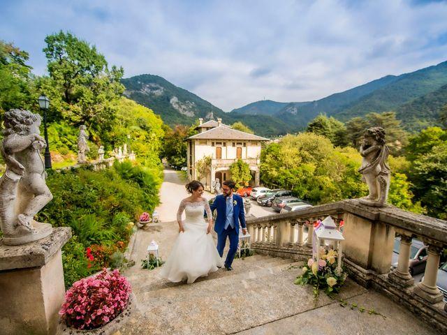 Il matrimonio di Emanuele e Melissa a Lecco, Lecco 72