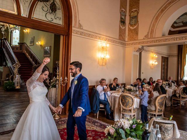 Il matrimonio di Emanuele e Melissa a Lecco, Lecco 73