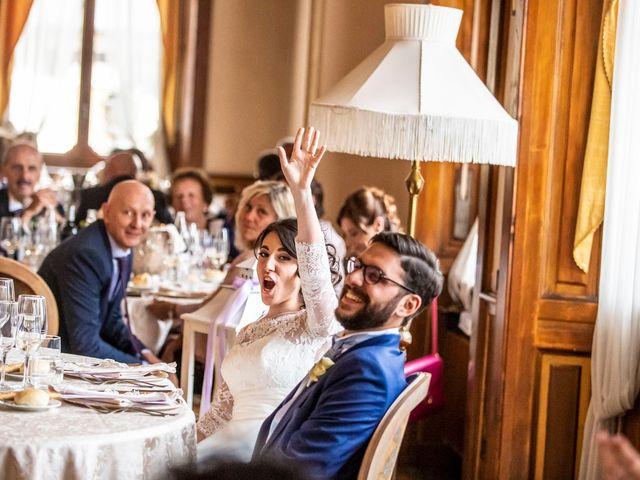 Il matrimonio di Emanuele e Melissa a Lecco, Lecco 74