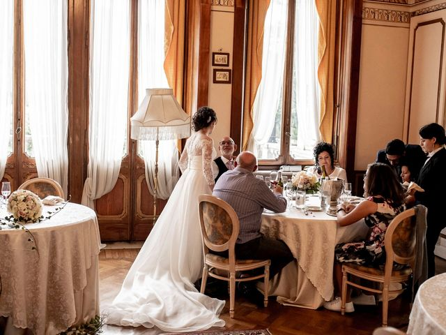 Il matrimonio di Emanuele e Melissa a Lecco, Lecco 77