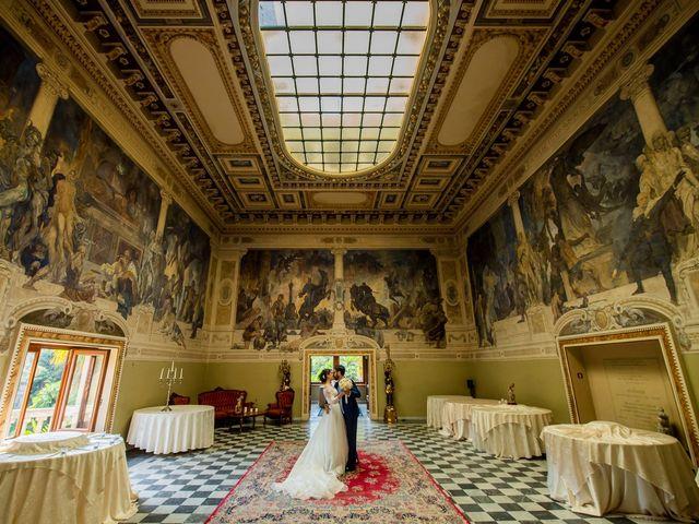 Il matrimonio di Emanuele e Melissa a Lecco, Lecco 82