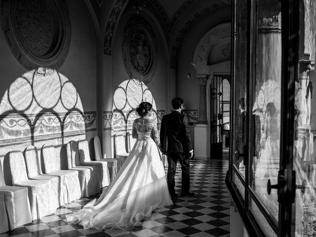 Il matrimonio di Emanuele e Melissa a Lecco, Lecco 83