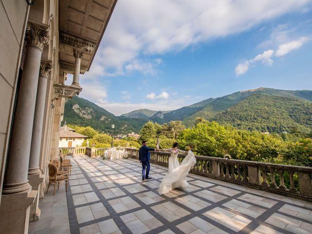 Il matrimonio di Emanuele e Melissa a Lecco, Lecco 84