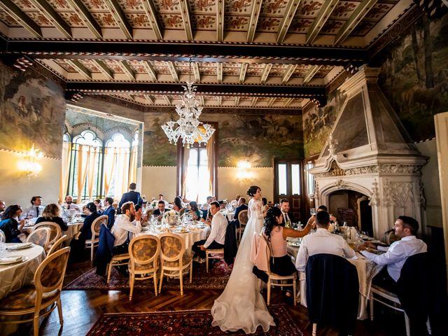 Il matrimonio di Emanuele e Melissa a Lecco, Lecco 85