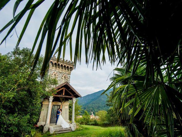 Il matrimonio di Emanuele e Melissa a Lecco, Lecco 87