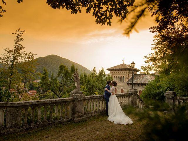 Il matrimonio di Emanuele e Melissa a Lecco, Lecco 88