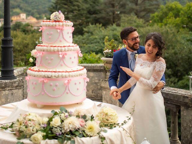 Il matrimonio di Emanuele e Melissa a Lecco, Lecco 90
