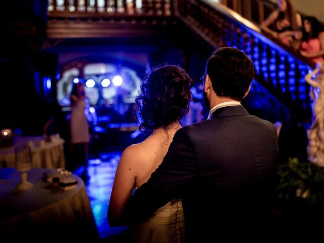 Il matrimonio di Emanuele e Melissa a Lecco, Lecco 94