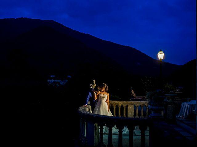 Il matrimonio di Emanuele e Melissa a Lecco, Lecco 98