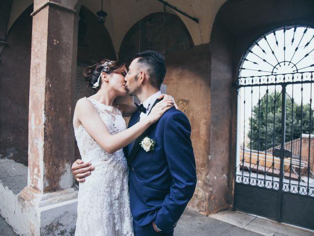 Il matrimonio di Gianluca e Virginia a Roma, Roma 1