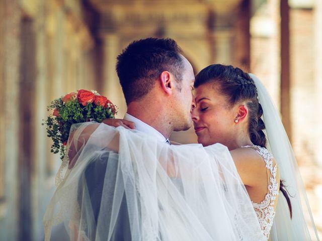 Il matrimonio di Alessandro e Paola a Villaverla, Vicenza 1