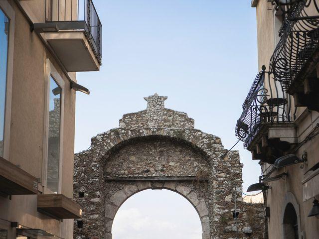 Il matrimonio di Rod e Sharon a Aci Castello, Catania 5